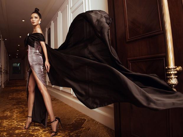 Lộ diện Top 10 gương mặt sáng giá nhất Miss Universe 2019: Thúy Vân giữ phong độ, Tường Linh, HLuăi Hwing ghi danh - Ảnh 3.