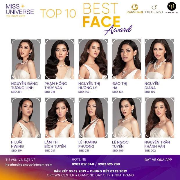 Lộ diện Top 10 gương mặt sáng giá nhất Miss Universe 2019: Thúy Vân giữ phong độ, Tường Linh, HLuăi Hwing ghi danh - Ảnh 1.