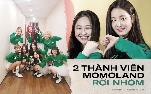 Bùng nổ tranh cãi hậu thành viên MOMOLAND rời nhóm: Netizen nghi ngờ về sự rời đi của cây hút fan Yeonwoo; Daisy sớm muộn cũng sẽ rút khỏi nhóm? - Ảnh 1.