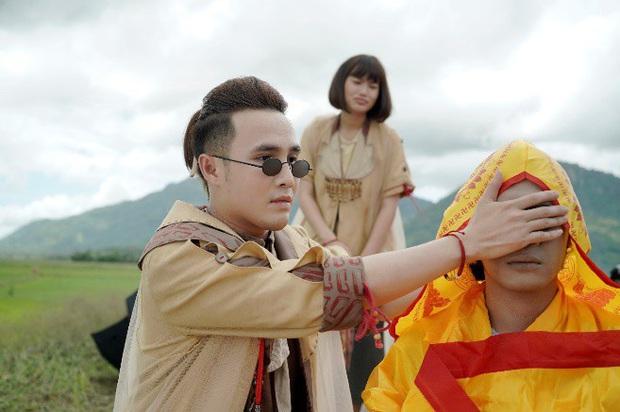 3 chàng khiếm thị trên phim Việt khiến người xem nể phục: Isaac chính là chú bé mù đáng yêu nhất màn ảnh - Ảnh 6.