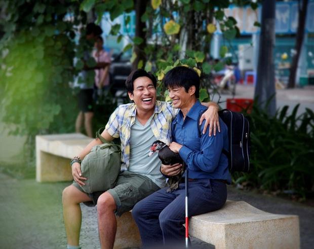 3 chàng khiếm thị trên phim Việt khiến người xem nể phục: Isaac chính là chú bé mù đáng yêu nhất màn ảnh - Ảnh 10.