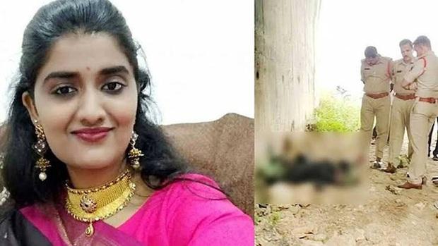 Vụ án chấn động Ấn Độ: Thủng săm xe trên đường đi làm, cô gái bị nhóm đàn ông vờ giúp đỡ nhưng thay nhau cưỡng bức rồi sát hại - Ảnh 1.