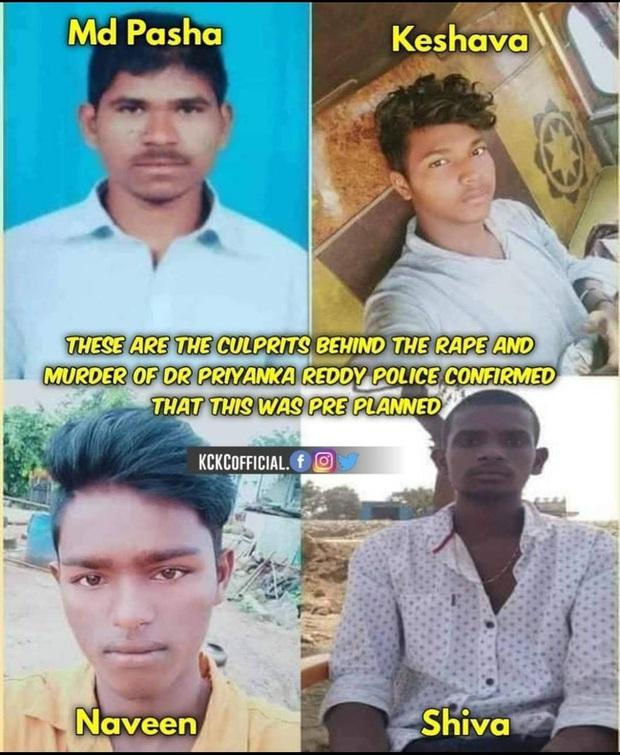 Vụ án chấn động Ấn Độ: Thủng săm xe trên đường đi làm, cô gái bị nhóm đàn ông vờ giúp đỡ nhưng thay nhau cưỡng bức rồi sát hại - Ảnh 2.