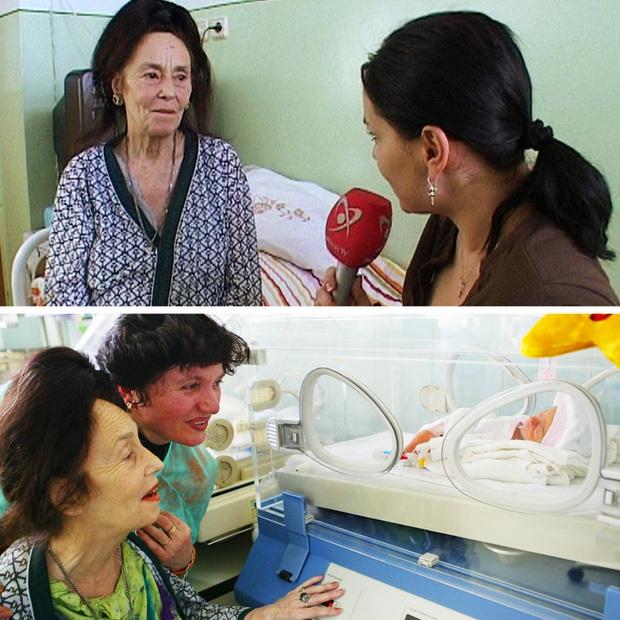 Chuyện về người phụ nữ 66 tuổi mới được làm mẹ lần đầu tiên: Một thân một mình nuôi con khôn lớn bằng tình yêu, bất chấp cái nhìn chối bỏ từ người đời - Ảnh 1.