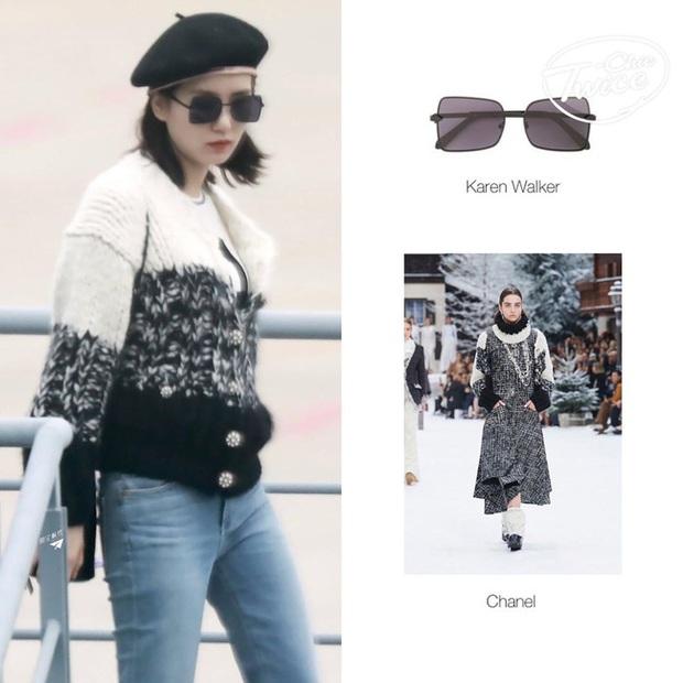 Style sân bay sao Hoa - Hàn tuần qua: Công thức blazer + jeans được chọn nhiều, nhưng ai mới là người mặc đẹp nhất? - Ảnh 13.