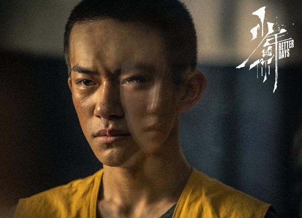 5 nam thần Hoa Ngữ xuống tóc vì nghiệp diễn: Dịch Dương Thiên Tỉ đầu gấu ăn đứt Trần Phi Vũ - Ảnh 23.
