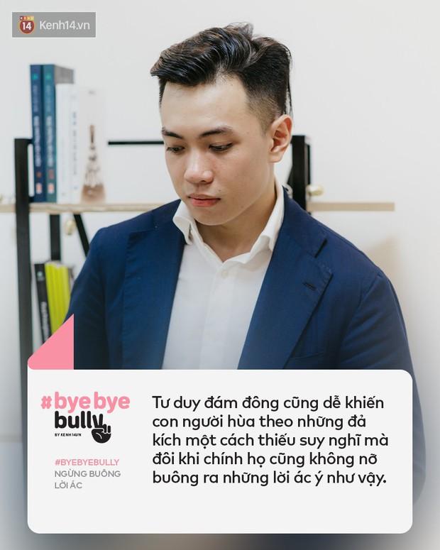 """Thầy giáo IELTS 9.0 Đặng Trần Tùng nói về bắt nạt online: Kill them with kidness là cách """"trả thù"""" hiệu quả nhất cho những kẻ đao phủ mạng! - Ảnh 3."""