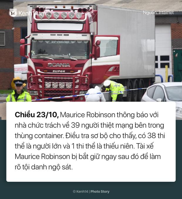 Toàn cảnh vụ 39 thi thể người Việt được phát hiện trong xe container ở Anh - Ảnh 2.