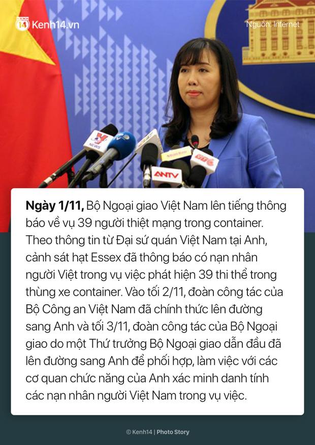 Toàn cảnh vụ 39 thi thể người Việt được phát hiện trong xe container ở Anh - Ảnh 11.