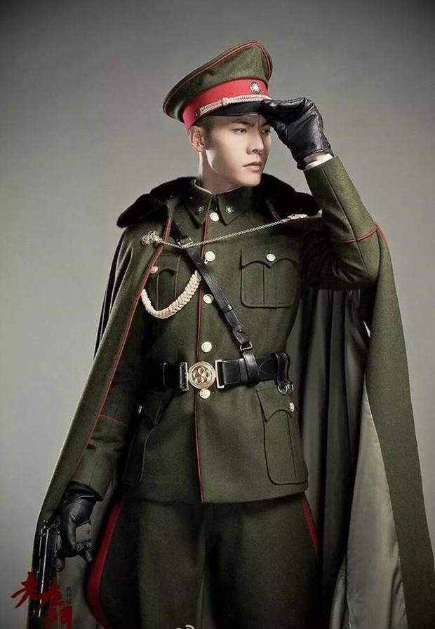 Loạt nam nhân mặc quân phục đẹp nhức nách: Đáng chú ý nhất là cả dàn trai trẻ chẳng ai xô đổ được ông chú Chung Hán Lương! - Ảnh 5.