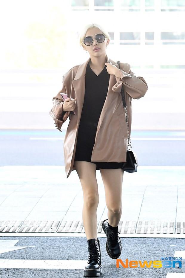 Lần đầu tiên Jennie (BLACKPINK) lu mờ giữa sân bay, bị ác nữ Lee Da Hee sang chảnh và đàn em vượt mặt - Ảnh 10.