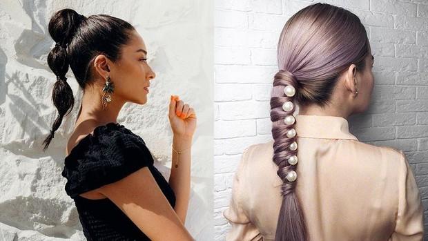Chuyên gia làm tóc tiết lộ bí quyết để có được mái tóc bồng bềnh, bóng khỏe trong mùa hanh khô - Ảnh 5.
