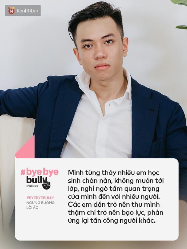 """Thầy giáo IELTS 9.0 Đặng Trần Tùng nói về bắt nạt online: Kill them with kidness là cách """"trả thù"""" hiệu quả nhất cho những kẻ đao phủ mạng! - Ảnh 5."""
