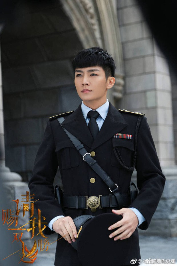 Loạt nam nhân mặc quân phục đẹp nhức nách: Đáng chú ý nhất là cả dàn trai trẻ chẳng ai xô đổ được ông chú Chung Hán Lương! - Ảnh 12.