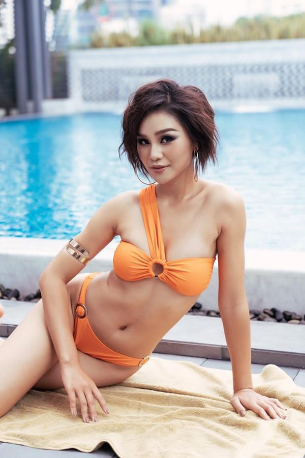 Bất ngờ với body lột xác đáng kể trong bikini của dàn thí sinh mạnh nhất Hoa hậu Hoàn vũ Việt Nam sau 1 tháng vào nhà chung - Ảnh 9.
