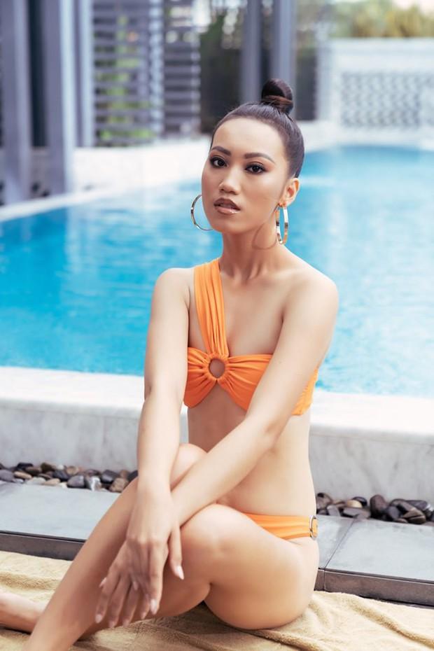 Bất ngờ với body lột xác đáng kể trong bikini của dàn thí sinh mạnh nhất Hoa hậu Hoàn vũ Việt Nam sau 1 tháng vào nhà chung - Ảnh 11.