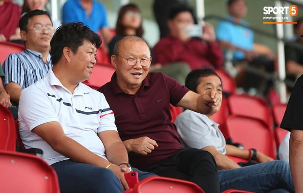 Thần đồng bóng đá Đồng Tháp, Trần Công Minh ghi điểm trong mắt HLV Park Hang-seo trước thềm SEA Games 2019 - Ảnh 9.