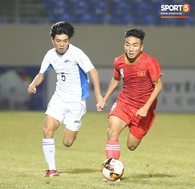 Thần đồng bóng đá Đồng Tháp, Trần Công Minh ghi điểm trong mắt HLV Park Hang-seo trước thềm SEA Games 2019 - Ảnh 3.