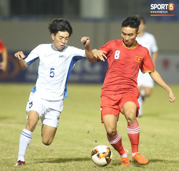 Thần đồng bóng đá Đồng Tháp, Trần Công Minh ghi điểm trong mắt HLV Park Hang-seo trước thềm SEA Games 2019 - Ảnh 4.