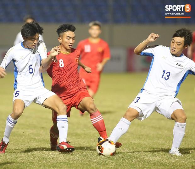 Thần đồng bóng đá Đồng Tháp, Trần Công Minh ghi điểm trong mắt HLV Park Hang-seo trước thềm SEA Games 2019 - Ảnh 5.