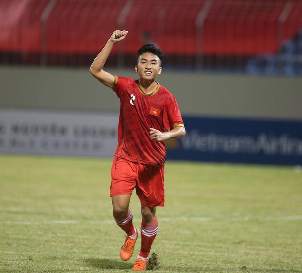 Thần đồng bóng đá Đồng Tháp, Trần Công Minh ghi điểm trong mắt HLV Park Hang-seo trước thềm SEA Games 2019 - Ảnh 7.