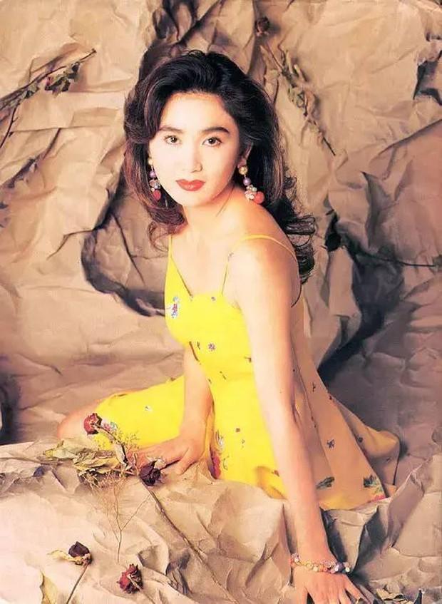 Vẻ đẹp ngày trẻ xuất sắc của Ôn Bích Hà: Bảo sao bà mãi mãi là Đát Kỷ đẹp nhất màn ảnh Hoa ngữ! - Ảnh 2.