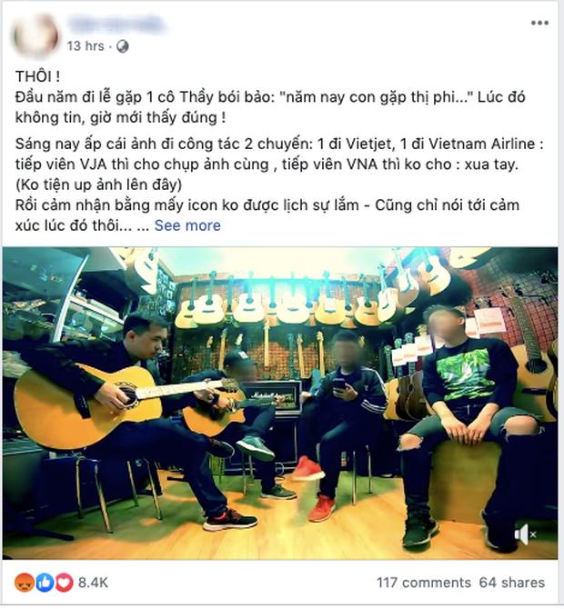 Hiếu Orion đã gọi điện xin lỗi nữ tiếp viên hàng không của Vietnam Airlines sau story so sánh thái độ chụp ảnh gây bức xúc - Ảnh 2.
