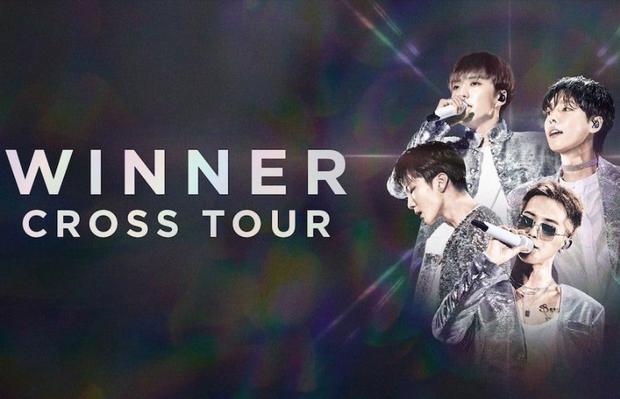 NÓNG: WINNER sẽ lần đầu tiên tổ chức concert tại Việt Nam thuộc khuôn khổ CROSS Tour hậu Tết Nguyên Đán 2020 - Ảnh 2.
