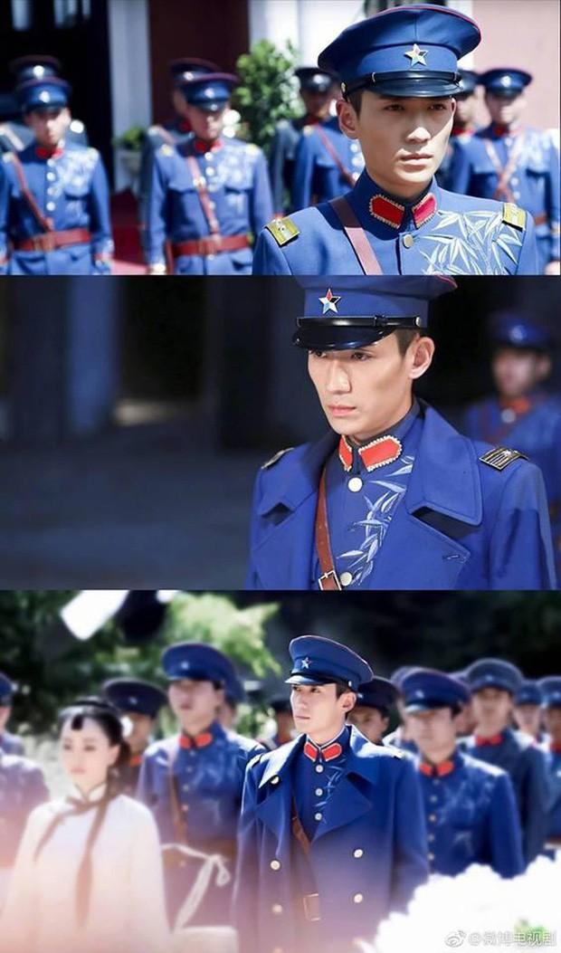 Loạt nam nhân mặc quân phục đẹp nhức nách: Đáng chú ý nhất là cả dàn trai trẻ chẳng ai xô đổ được ông chú Chung Hán Lương! - Ảnh 10.