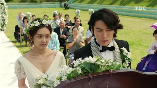 10 cô dâu đẹp nhất trên màn ảnh: Lưu Diệc Phi trong sáng thuần khiết, Jun Ji Hyun kiêu sa sang chảnh - Ảnh 13.