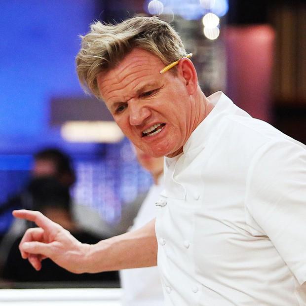 """Màn nhận xét thí sinh gay gắt như """"tát nước vào mặt"""" của Gordon Ramsay lại được chia sẻ rầm rộ, nhưng là vì... quá cute - Ảnh 3."""