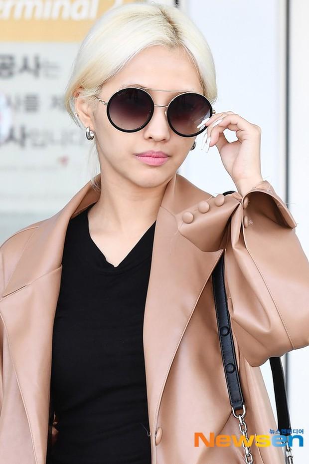 Lần đầu tiên Jennie (BLACKPINK) lu mờ giữa sân bay, bị ác nữ Lee Da Hee sang chảnh và đàn em vượt mặt - Ảnh 13.