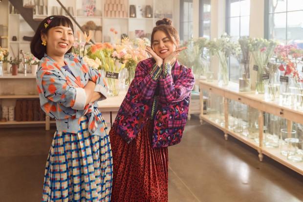 Phạm Quỳnh Anh cover Xiêu Lòng cùng Trang Hý nhắng nhít đến mức fan quên luôn cả danh hiệu bà chúa nhạc sầu Vpop - Ảnh 4.