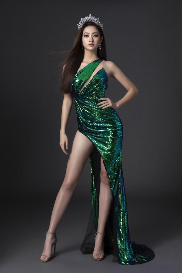Hình ảnh Lương Thùy Linh xuất hiện trên trang chủ Miss World: Thần thái liệu có đủ làm nên kỳ tích sau Mỹ Linh, Tiểu Vy? - Ảnh 7.