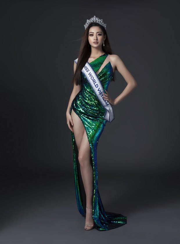 Hình ảnh Lương Thùy Linh xuất hiện trên trang chủ Miss World: Thần thái liệu có đủ làm nên kỳ tích sau Mỹ Linh, Tiểu Vy? - Ảnh 6.