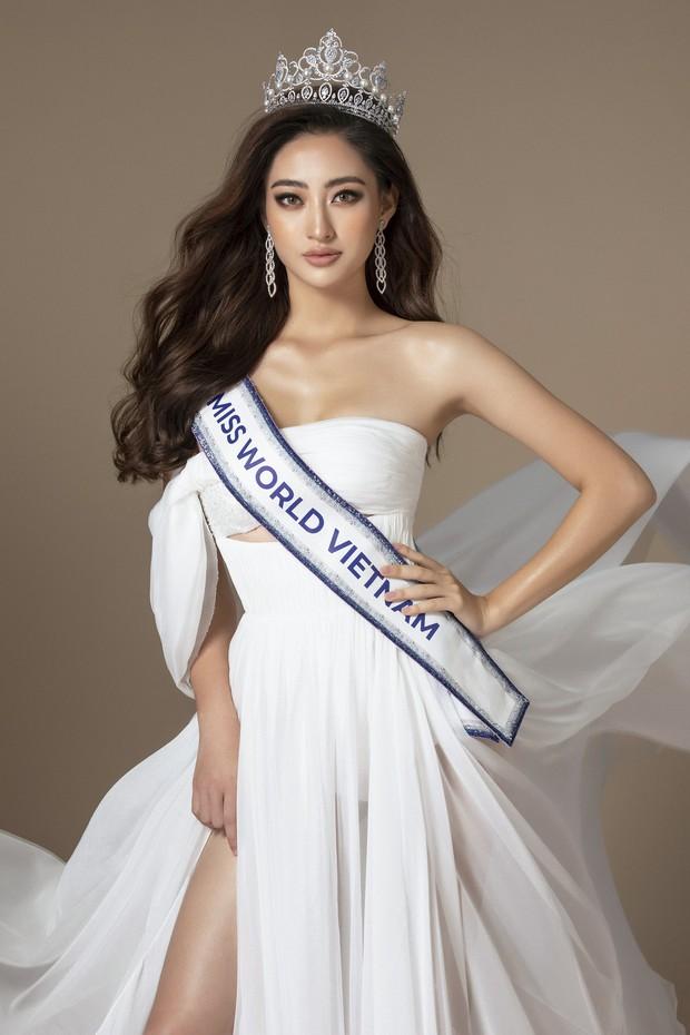 Hình ảnh Lương Thùy Linh xuất hiện trên trang chủ Miss World: Thần thái liệu có đủ làm nên kỳ tích sau Mỹ Linh, Tiểu Vy? - Ảnh 3.