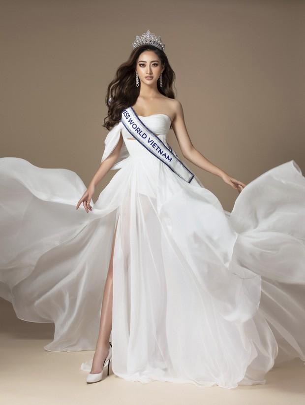 Hình ảnh Lương Thùy Linh xuất hiện trên trang chủ Miss World: Thần thái liệu có đủ làm nên kỳ tích sau Mỹ Linh, Tiểu Vy? - Ảnh 2.
