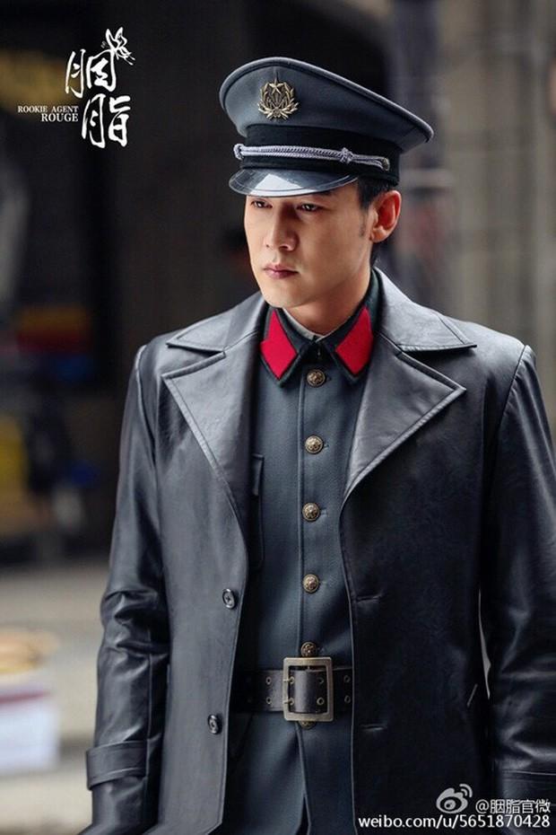 Loạt nam nhân mặc quân phục đẹp nhức nách: Đáng chú ý nhất là cả dàn trai trẻ chẳng ai xô đổ được ông chú Chung Hán Lương! - Ảnh 18.