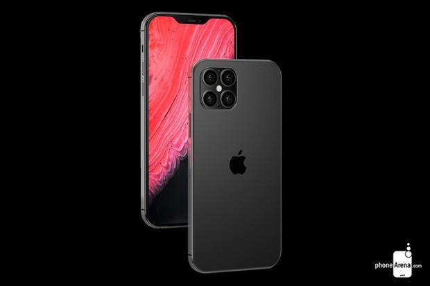 Đây sẽ là thiết kế của iPhone 12: Hao hao iPhone 4 và camera nhiều lỗ như vòi hoa sen? - Ảnh 1.