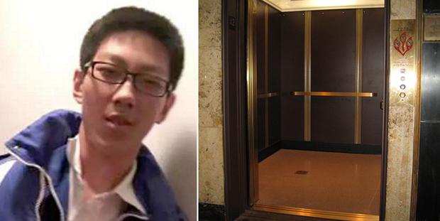 Mắc kẹt trong thang máy 5 tiếng đồng hồ, nam sinh thản nhiên lấy vở bài tập ra làm khiến dân mạng chỉ biết bái phục - Ảnh 1.