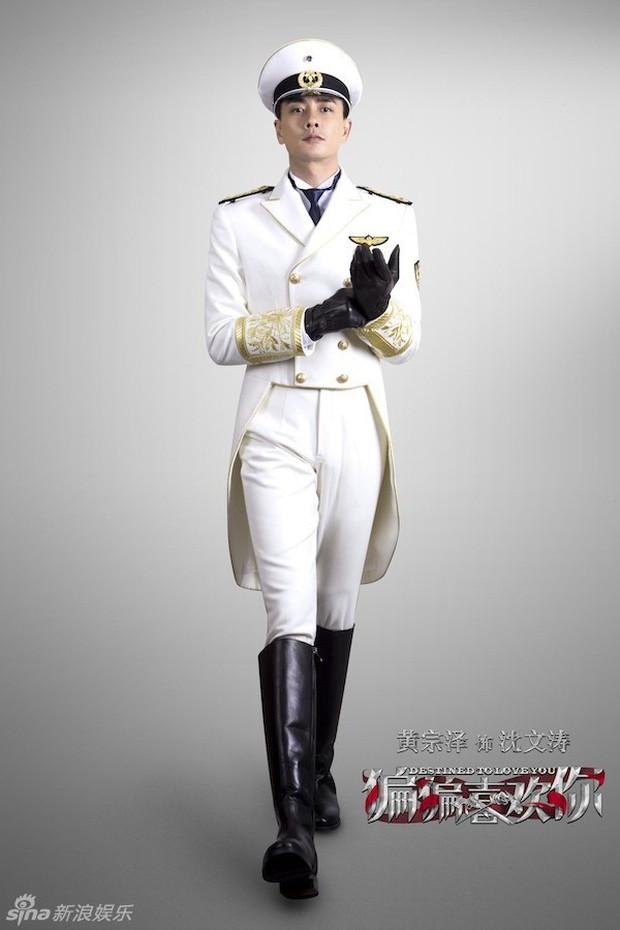 Loạt nam nhân mặc quân phục đẹp nhức nách: Đáng chú ý nhất là cả dàn trai trẻ chẳng ai xô đổ được ông chú Chung Hán Lương! - Ảnh 15.