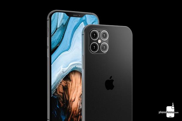 Đây sẽ là thiết kế của iPhone 12: Hao hao iPhone 4 và camera nhiều lỗ như vòi hoa sen? - Ảnh 3.