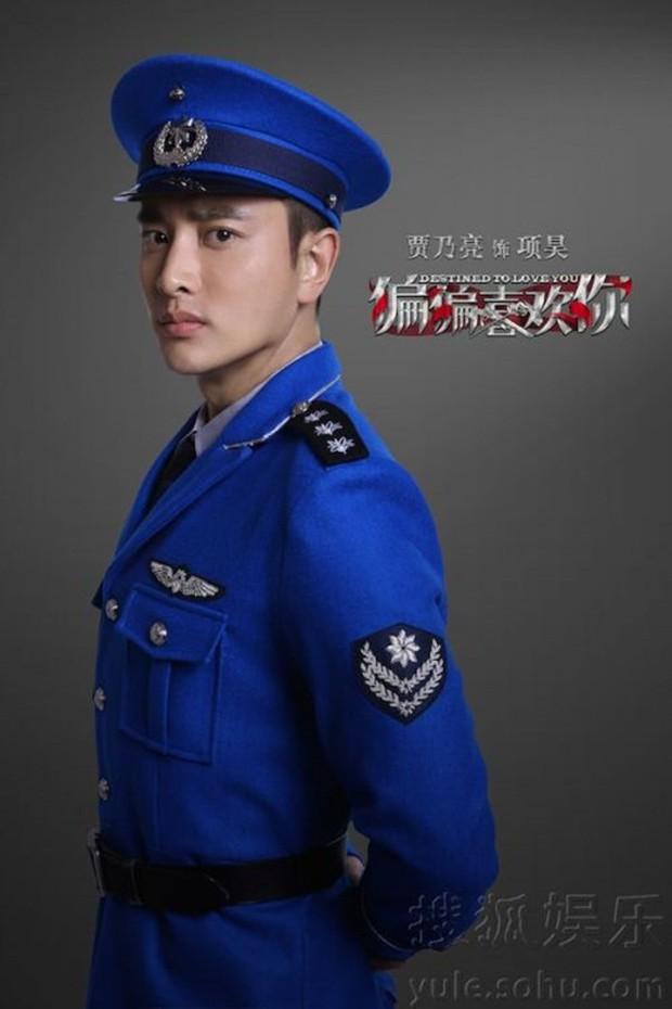Loạt nam nhân mặc quân phục đẹp nhức nách: Đáng chú ý nhất là cả dàn trai trẻ chẳng ai xô đổ được ông chú Chung Hán Lương! - Ảnh 16.