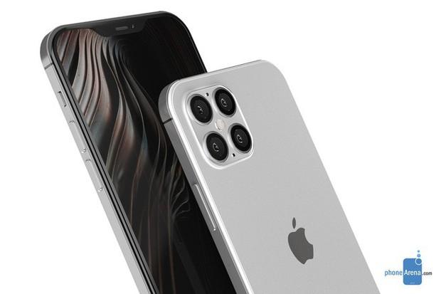 Đây sẽ là thiết kế của iPhone 12: Hao hao iPhone 4 và camera nhiều lỗ như vòi hoa sen? - Ảnh 4.