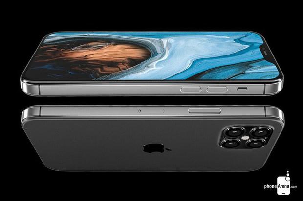 Đây sẽ là thiết kế của iPhone 12: Hao hao iPhone 4 và camera nhiều lỗ như vòi hoa sen? - Ảnh 5.