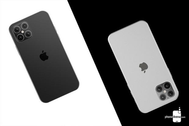 Đây sẽ là thiết kế của iPhone 12: Hao hao iPhone 4 và camera nhiều lỗ như vòi hoa sen? - Ảnh 7.
