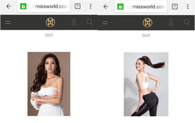 Hình ảnh Lương Thùy Linh xuất hiện trên trang chủ Miss World: Thần thái liệu có đủ làm nên kỳ tích sau Mỹ Linh, Tiểu Vy? - Ảnh 1.