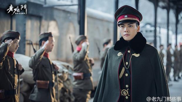 Loạt nam nhân mặc quân phục đẹp nhức nách: Đáng chú ý nhất là cả dàn trai trẻ chẳng ai xô đổ được ông chú Chung Hán Lương! - Ảnh 6.