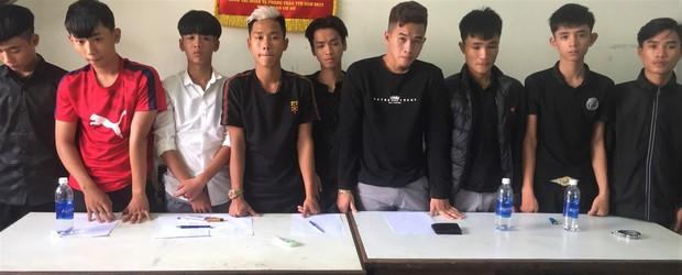 Bắt nhóm đá xế 2K trộm cắp hàng chục xe máy xịn ở Đà Nẵng rồi thay biển số giả để sử dụng - Ảnh 1.