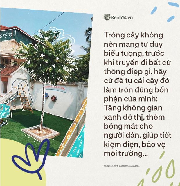 """Dưới vòm cây trong lành những giấc mơ của Xanh Hà Nội: Trồng một rặng cây không khó, """"vun đắp"""" ý thức cộng đồng mới gian nan - Ảnh 10."""